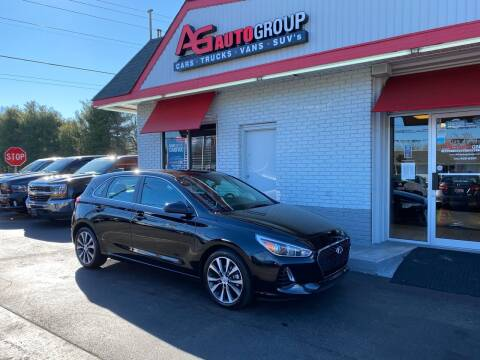 2019 Hyundai Elantra GT for sale at AG AUTOGROUP in Vineland NJ