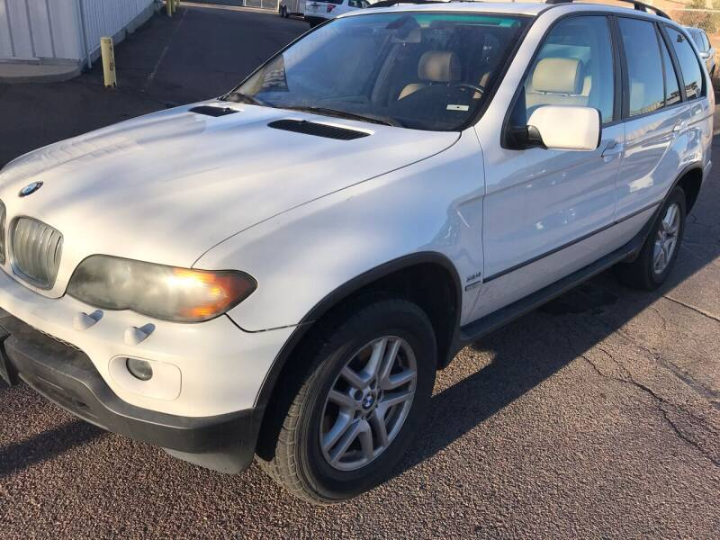 2004 BMW X5 for sale at Cherry Motors in Castle Rock CO