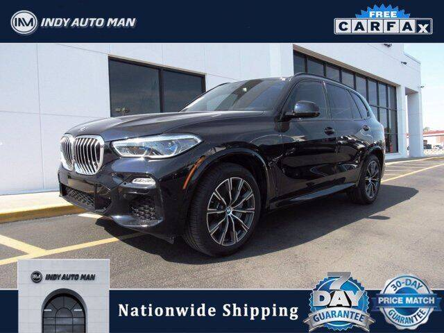 2019 BMW X5 for sale in Indianapolis, IN