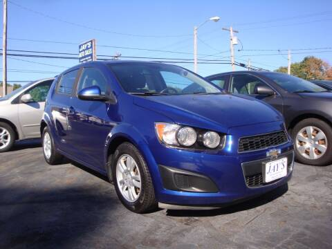 2012 Chevrolet Sonic for sale at Jay's Auto Sales Inc in Wadsworth OH