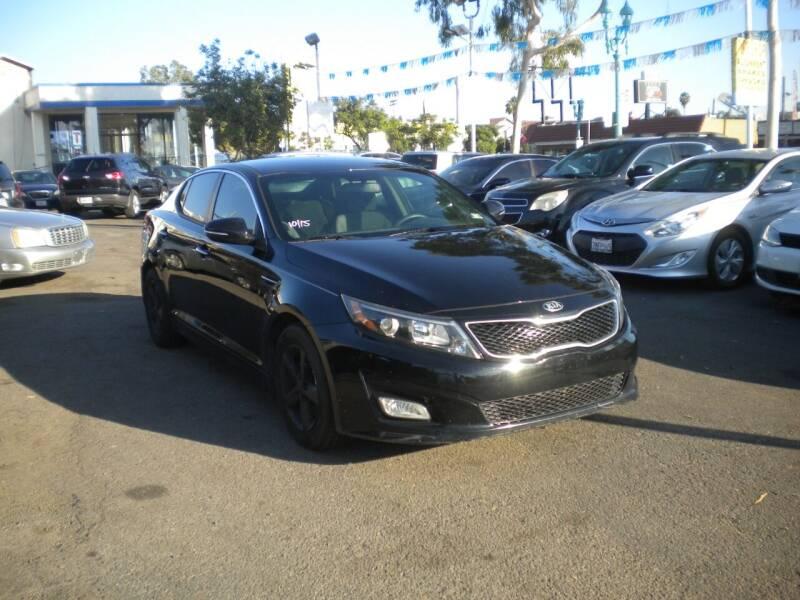 2015 Kia Optima for sale at AUTO SELLERS INC in San Diego CA