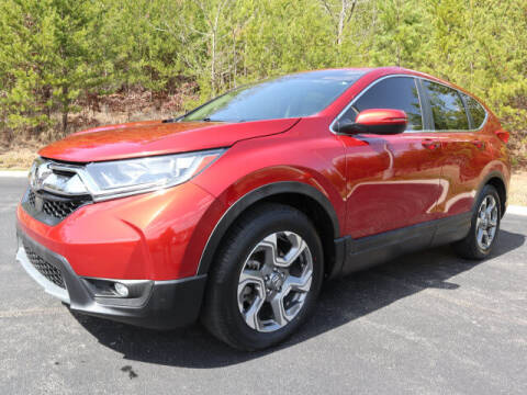 2017 Honda CR-V for sale at RUSTY WALLACE KIA OF KNOXVILLE in Knoxville TN