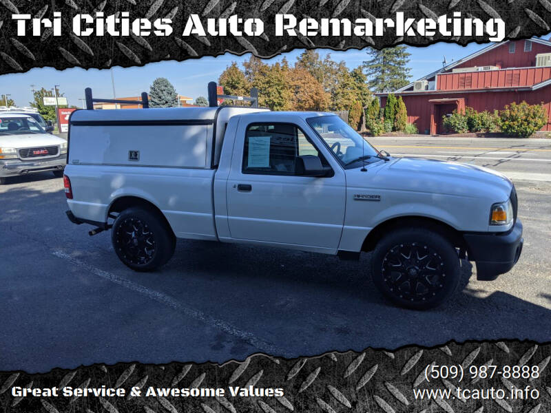 2010 Ford Ranger for sale at Tri Cities Auto Remarketing in Kennewick WA