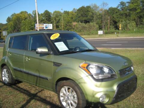2013 Kia Soul for sale at Carland Enterprise Inc in Marietta GA