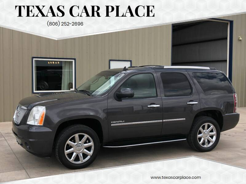 2011 GMC Yukon for sale at TEXAS CAR PLACE in Lubbock TX