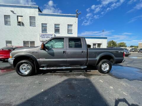 2003 Ford F-250 Super Duty for sale at Lightning Auto Sales in Springfield IL
