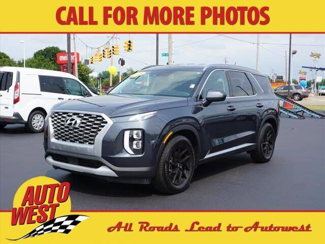 2020 Hyundai Palisade for sale at Autowest of GR in Grand Rapids MI