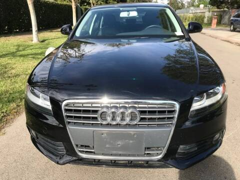 2009 Audi A4 for sale at Car Lanes LA in Valley Village CA