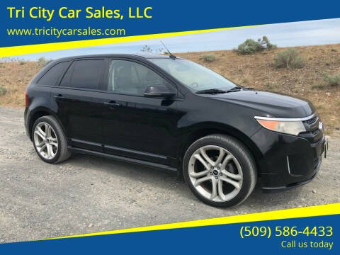 2012 Ford Edge for sale at Tri City Car Sales, LLC in Kennewick WA