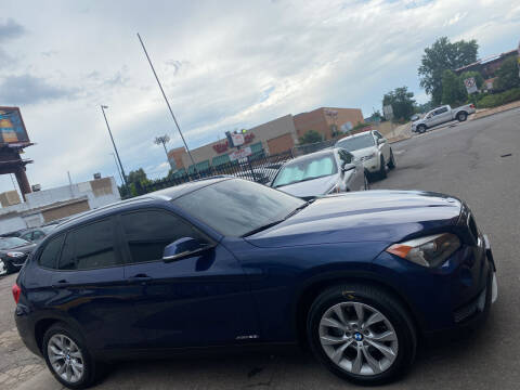 2013 BMW X1 for sale at Sanaa Auto Sales LLC in Denver CO