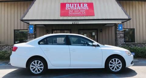 2013 Volkswagen Jetta for sale at Butler Enterprises in Savannah GA