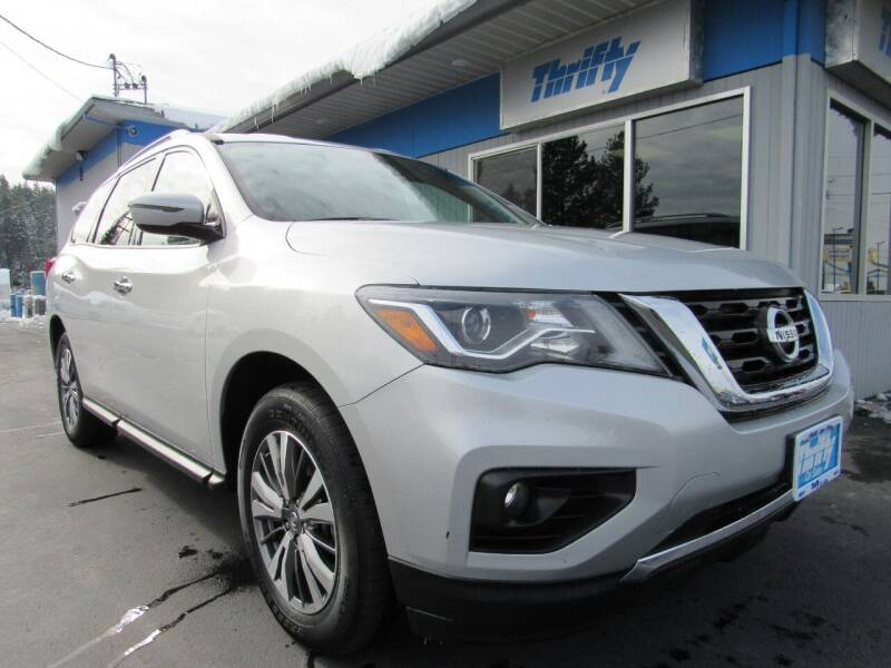 2018 Nissan Pathfinder for sale at Thrifty Car Sales SPOKANE in Spokane Valley WA