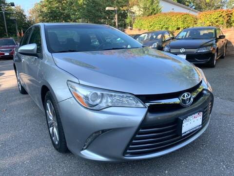 2015 Toyota Camry for sale at Direct Auto Access in Germantown MD