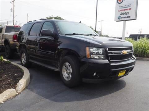 2013 Chevrolet Tahoe for sale at Buhler and Bitter Chrysler Jeep in Hazlet NJ