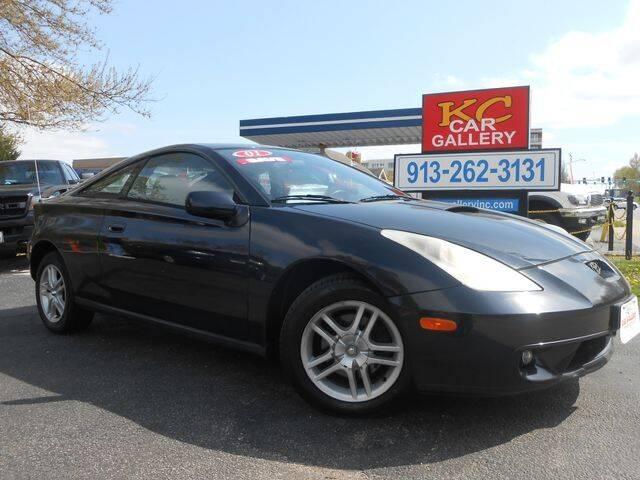 2001 Toyota Celica for sale in Kansas City, KS