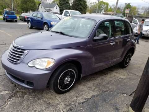 2007 Chrysler PT Cruiser for sale at DALE'S AUTO INC in Mt Clemens MI