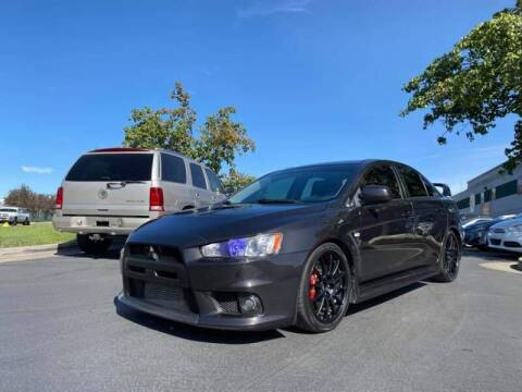 2010 Mitsubishi Lancer Evolution for sale at All-Star Auto Brokers in Layton UT