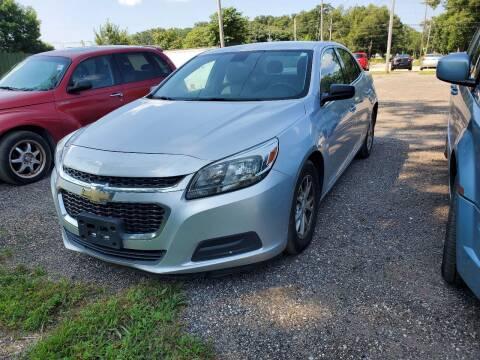 2014 Chevrolet Malibu for sale at ASAP AUTO SALES in Muskegon MI