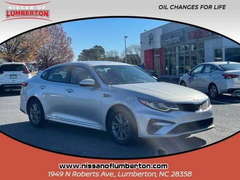 2020 Kia Optima for sale at Nissan of Lumberton in Lumberton NC