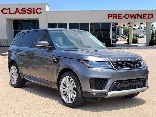 2019 Land Rover Range Rover Sport for sale at Gregg Orr Pre-Owned of Destin in Destin FL
