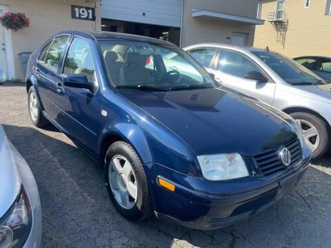 2002 Volkswagen Jetta for sale at Dennis Public Garage in Newark NJ