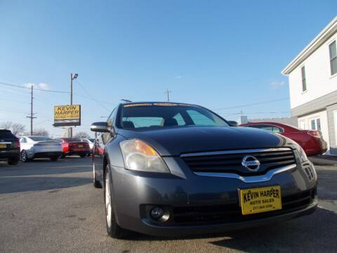 2007 Nissan Altima for sale at Kevin Harper Auto Sales in Mount Zion IL
