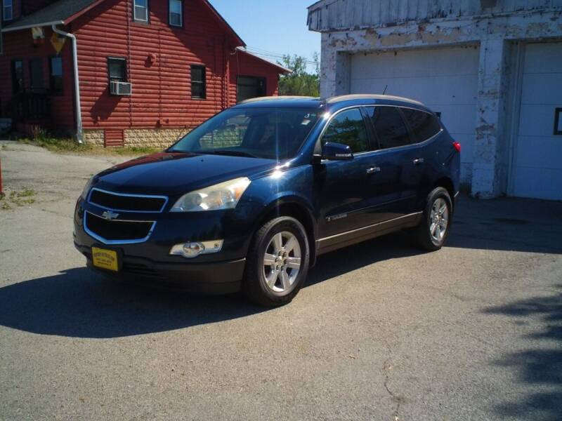 2009 Chevrolet Traverse for sale at BestBuyAutoLtd in Spring Grove IL