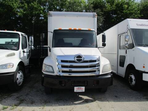 2011 Hino 268 lp for sale at DEBARY TRUCK SALES in Sanford FL