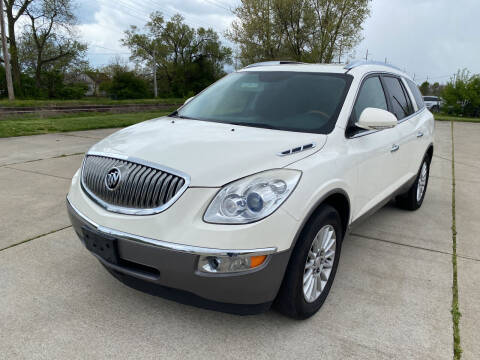 2010 Buick Enclave for sale at Mr. Auto in Hamilton OH