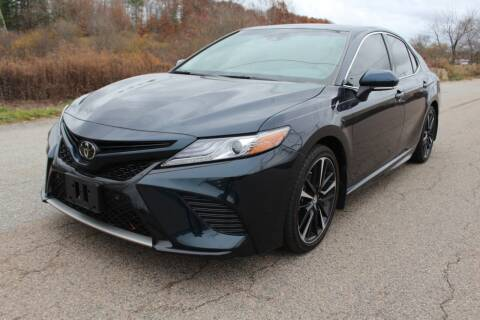 2018 Toyota Camry for sale at Imotobank in Walpole MA
