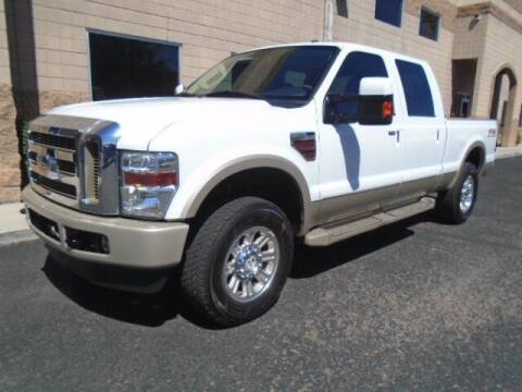 2010 Ford F-250 Super Duty for sale at COPPER STATE MOTORSPORTS in Phoenix AZ