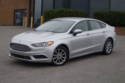 2017 Ford Fusion Hybrid for sale at Next Ride Motors in Nashville TN