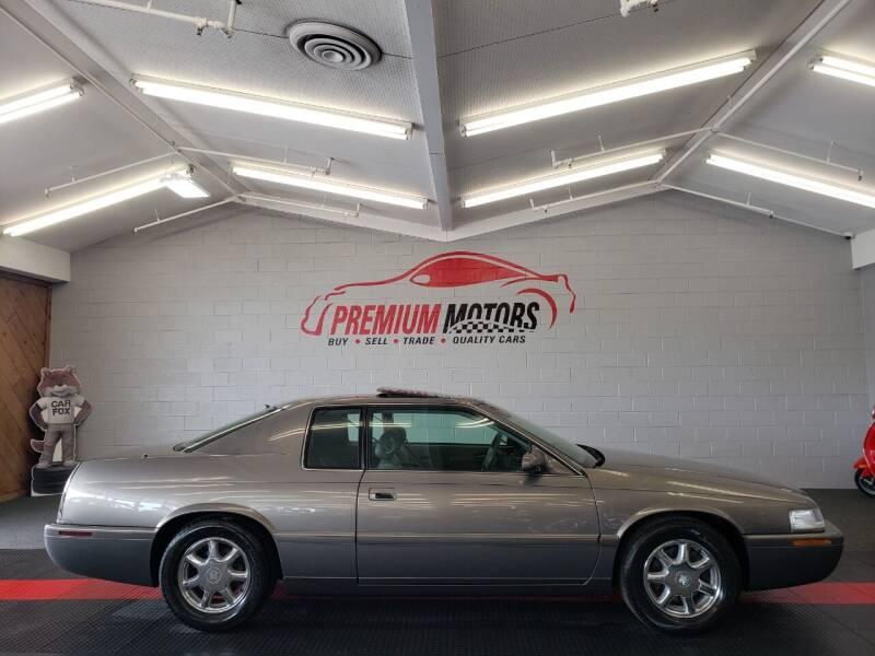 1999 Cadillac Eldorado for sale in Villa Park, IL
