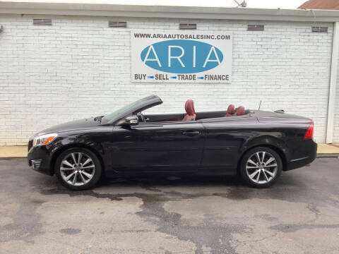 2012 Volvo C70 for sale at ARIA  AUTO  SALES in Raleigh NC