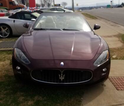 2011 Maserati GranTurismo for sale at AUTOPLEX 528 LLC in Huntsville AL