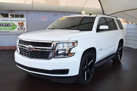 2015 Chevrolet Tahoe for sale at 1st Class Motors in Phoenix AZ