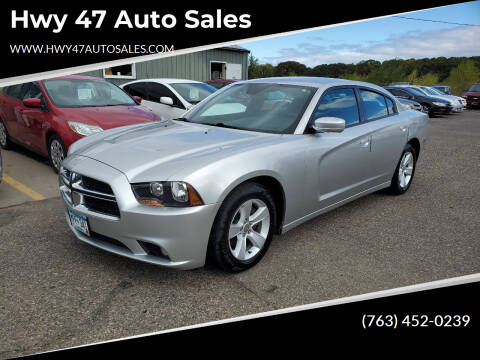 2012 Dodge Charger for sale at Hwy 47 Auto Sales in Saint Francis MN