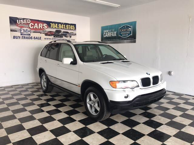 2001 BMW X5 for sale at EMH Imports LLC in Monroe NC