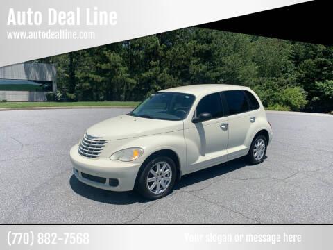 2007 Chrysler PT Cruiser for sale at Auto Deal Line in Alpharetta GA