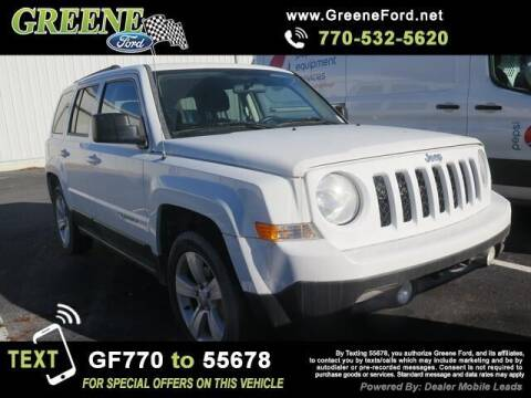 2014 Jeep Patriot for sale at NMI in Atlanta GA
