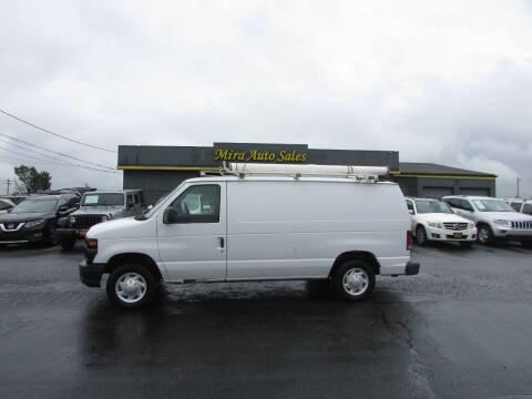 2008 Ford E-Series Cargo for sale at MIRA AUTO SALES in Cincinnati OH