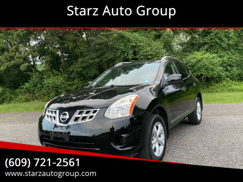 2011 Nissan Rogue for sale at Starz Auto Group in Delran NJ