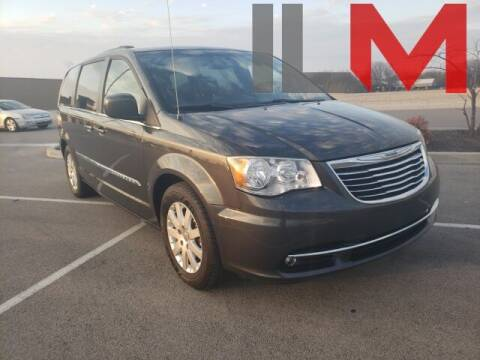 2012 Chrysler Town and Country for sale at INDY LUXURY MOTORSPORTS in Fishers IN