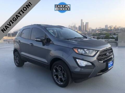 2018 Ford EcoSport for sale at Honda of Seattle in Seattle WA