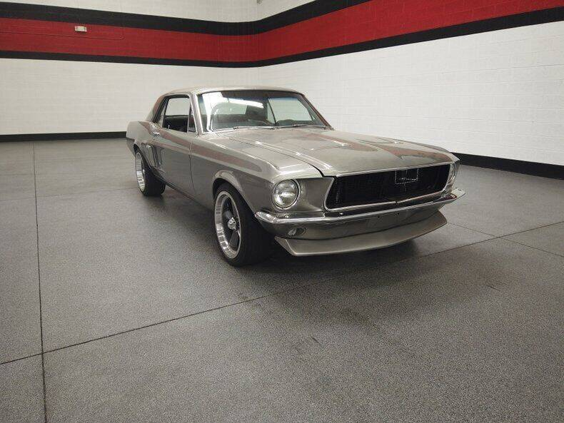 1967 Ford Mustang for sale at B5 Motors in Gilbert AZ