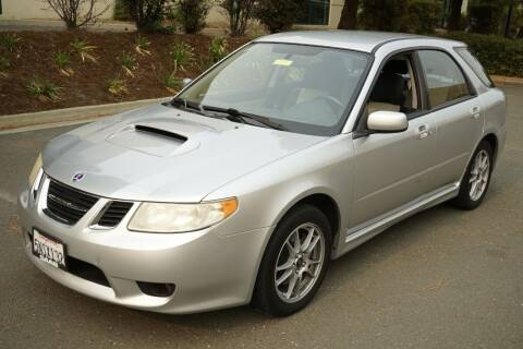 2005 Saab 9-2X for sale at Sports Plus Motor Group LLC in Sunnyvale CA