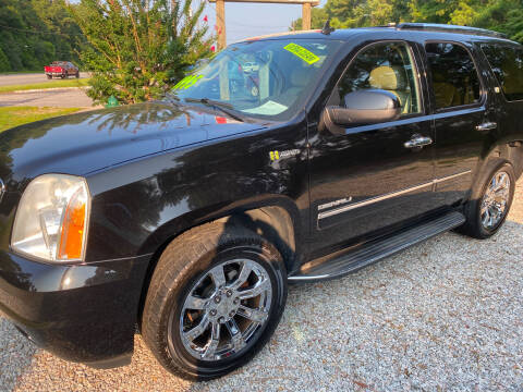 2011 GMC Yukon for sale at TOP OF THE LINE AUTO SALES in Fayetteville NC