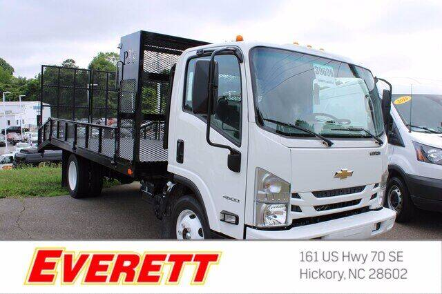 2021 Chevrolet 4500 LCF for sale in Hickory, NC