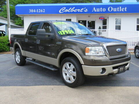 2008 Ford F-150 for sale at Colbert's Auto Outlet in Hickory NC