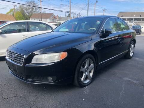 2008 Volvo S80 for sale at JB Auto Sales in Schenectady NY